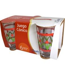 JUEGO CONICO 6